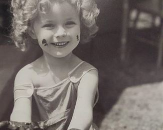 11x14 Photo of SHirley Temple