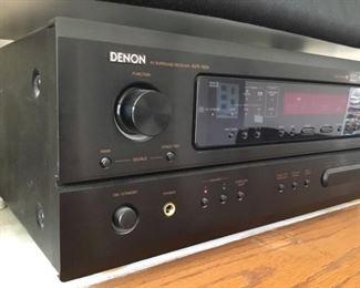 Denon AVR-1804 Receiver Surround Sound
