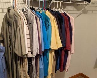 Men's clothing size XXL