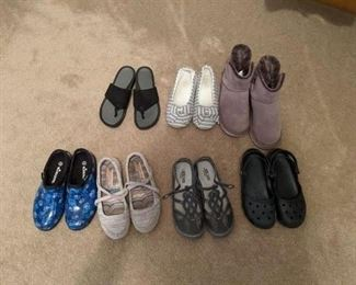 Ladies shoes size 7.5 and 8