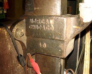 Morgan Chicago Vice
