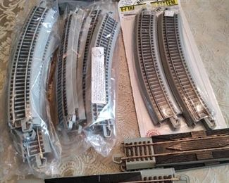 All ho train track $95.00