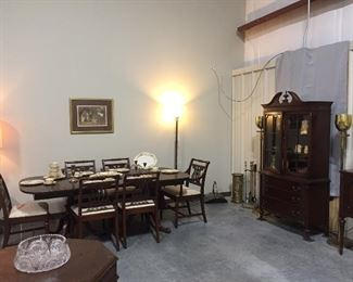 Gorgeous Bernhardt Dining Room Set❤️