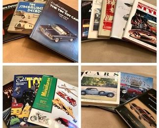 Rare Car Guides and Books...  Great for reference, despite the Internet!