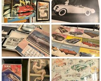 Rare and Unusual Ephemera, Automobilia, Collectibles and More