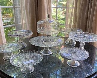 stunning cake plates