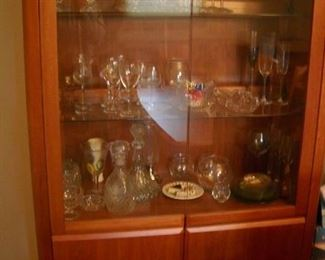 CHERRY china cabinet from House of Denmark