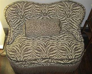 Chair Zebra