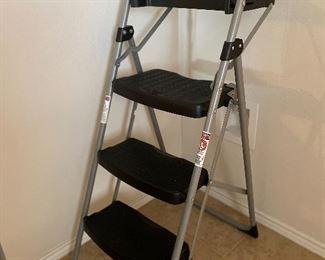Handy step stool