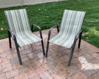 Or of outdoor chairs...presale $25