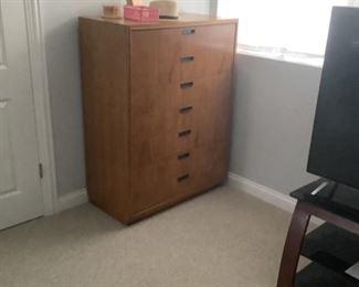 """Vintage dresser.  38"""" w x 19"""" d x 50"""" t.  Presale $85"""