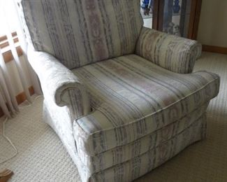 Upholstered Chair 1 of 2