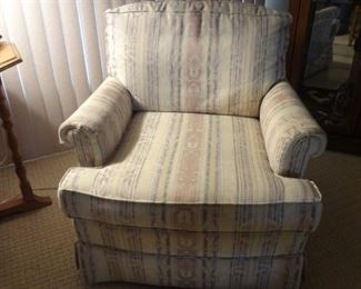 Upholstered Chair 2nd View  1 of 2