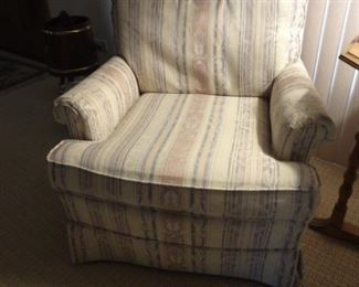Upholstered Chair 2 of 2