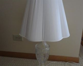 Crystal Lamp 1 of 2