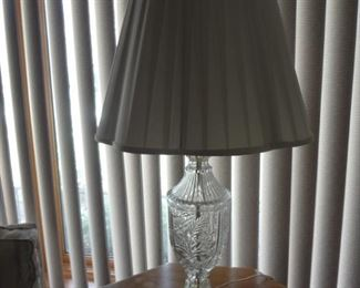 Crystal Lamp 2 of 2