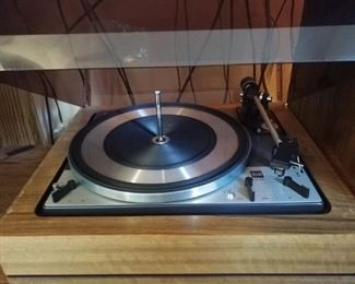 Dual 1209 Record player