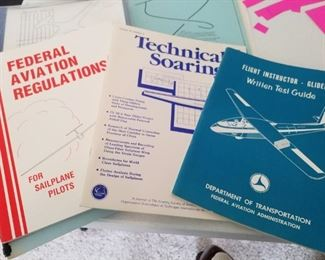 Aviation books of all kinds