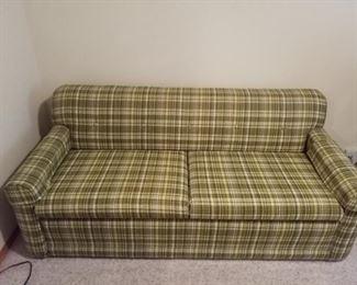 Vintage sofa sleeper