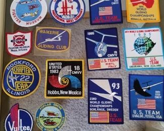 Airplane patches