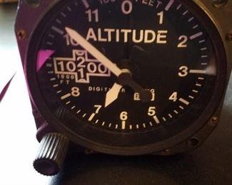 Altitude gauge