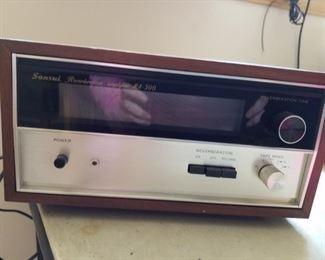 Sansui RA-500 Reverberation,  brand new in the original box