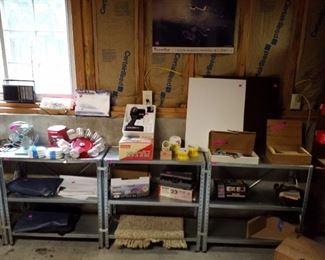 Garage, downstairs