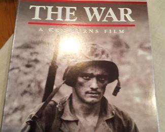War dvd's