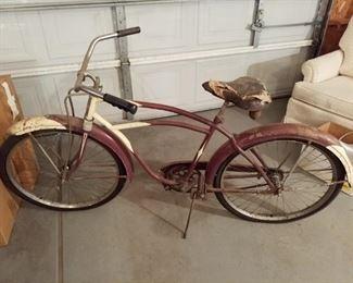 Vintage Monarch bicycle