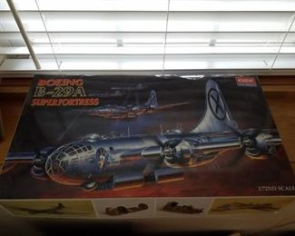 Boeing C-29A superfortress model, brand new