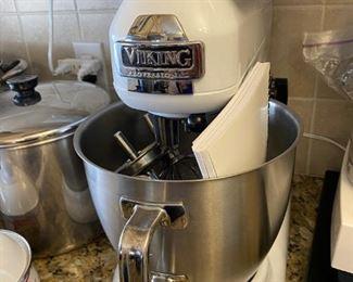 Viking professional mixer