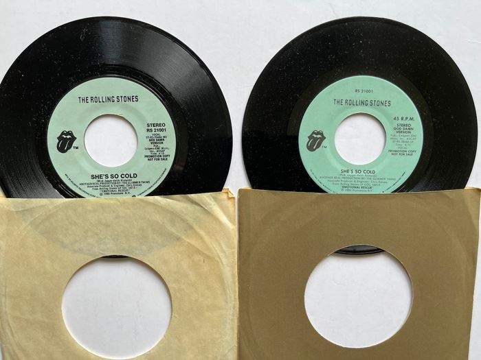 STONES !   45's: https://www.liveauctioneers.com/catalog/200924   ALBUMS: https://www.liveauctioneers.com/catalog/201476