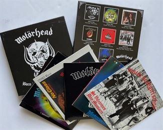 MOTORHEAD - 45's: https://www.liveauctioneers.com/catalog/200924  ALBUMS: https://www.liveauctioneers.com/catalog/201476