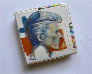 David Bowie - 45's: https://www.liveauctioneers.com/catalog/200924  ALBUMS: https://www.liveauctioneers.com/catalog/201476