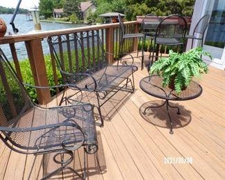 more patio