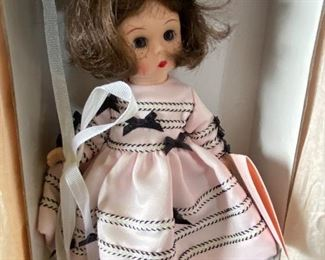 Madame Alexander Party Dress Wendy $7.00