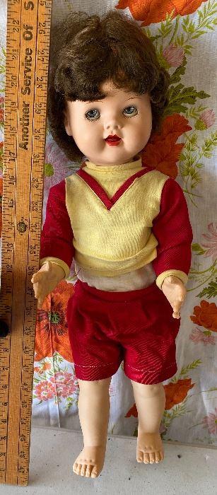 """Saucy Walker 22"""" Doll $28.00"""