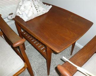End table from Denmark..same maker