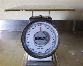 Pelouze 200lb Scale