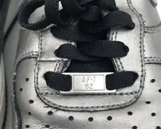 P4: Nike Air Force 1 Sneakers (AF-1, '82), Size: 9