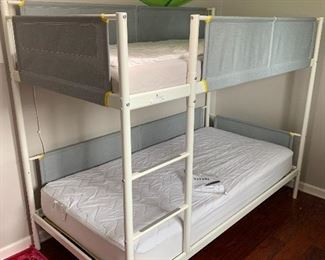 Like new IKEA Vitval bunk bed, less than 3 months old. $200 new, asking $150.