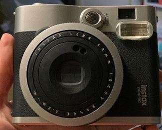 Instax mini 90 camera. Two identical cameras. $59 each.