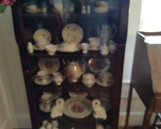 Late 1880's Cabinet