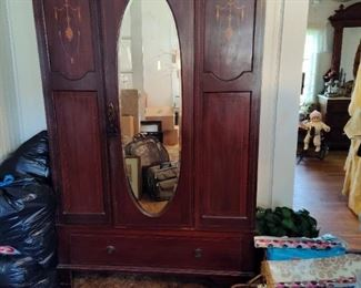 Armoire from 1800's