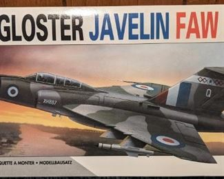 Gloster Javelin Faw