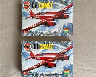 DH Comet Duo