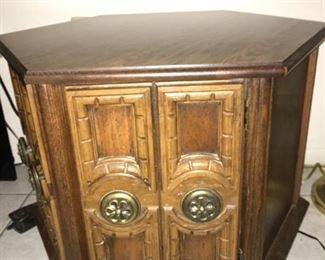 End Table-One of four types