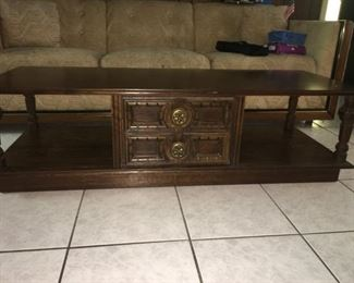 Coffee Table-One of three types