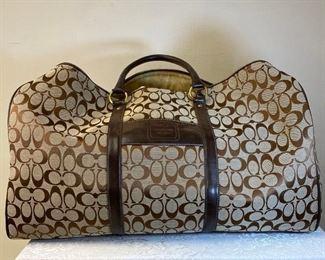 Coach Duffel Bag