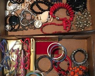 Necklaces, Bracelets, Readers